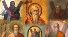 Благословение апостола Андрея