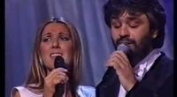Молитва — Celine Dion & Andrea Bocelli