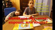 Семейное обучение: хорошо, илиплохо?