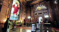 «Детская литургия» в Исаакиевском соборе