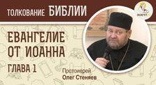 Краткий цикл бесед протоиерея Олега Стеняева на Евангелие от Иоанна